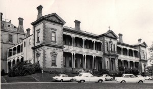 Xavier College, 1960s. Dorothy Rogers Collection.