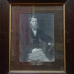 Robert M. Young, Mayor 1869-70. Kew Historical Society collection